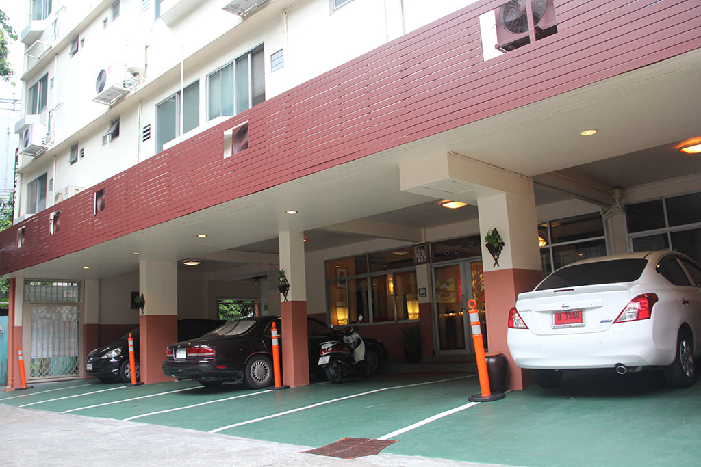 BS Court Boutique Residence - Facilities